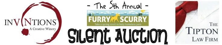WE NEED YOU! The Furry Scurry Silent Auction, benefiting the Dumb Friends League and sponsored by the winery, is just around the corner, and we need donations!  We are looking for gift cards and other donations to help raise money for the Dumb Friends' League. If you have restaurants you patronize frequently, your hair dresser, your Mary Kay lady, someone you know trying to start a retail or home-based business, your dog-walker, your friend who is a CPA, etc… (you get the idea), PLEASE ASK…