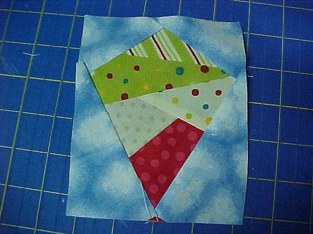 71 best Kite quilt blocks images on Pinterest | Baby blankets ... : kite quilt pattern - Adamdwight.com