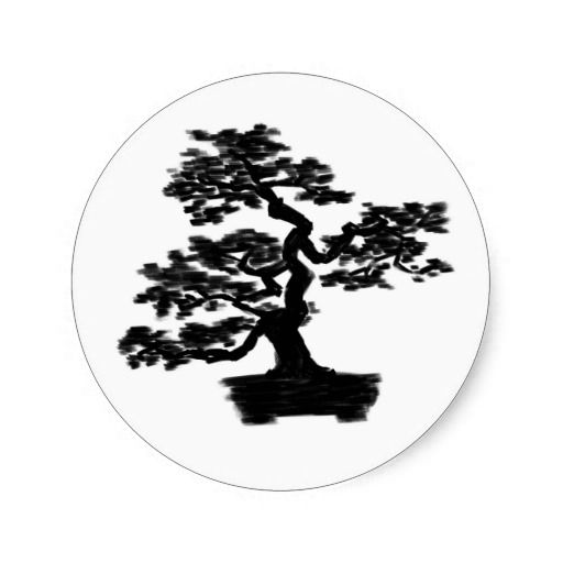 Dessin de tatouages dessins d 39 arbres and croquis de - Dessin bonzai ...