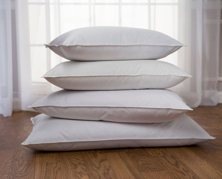 shopping for down pillows we are the experts in comfort browse our top picks