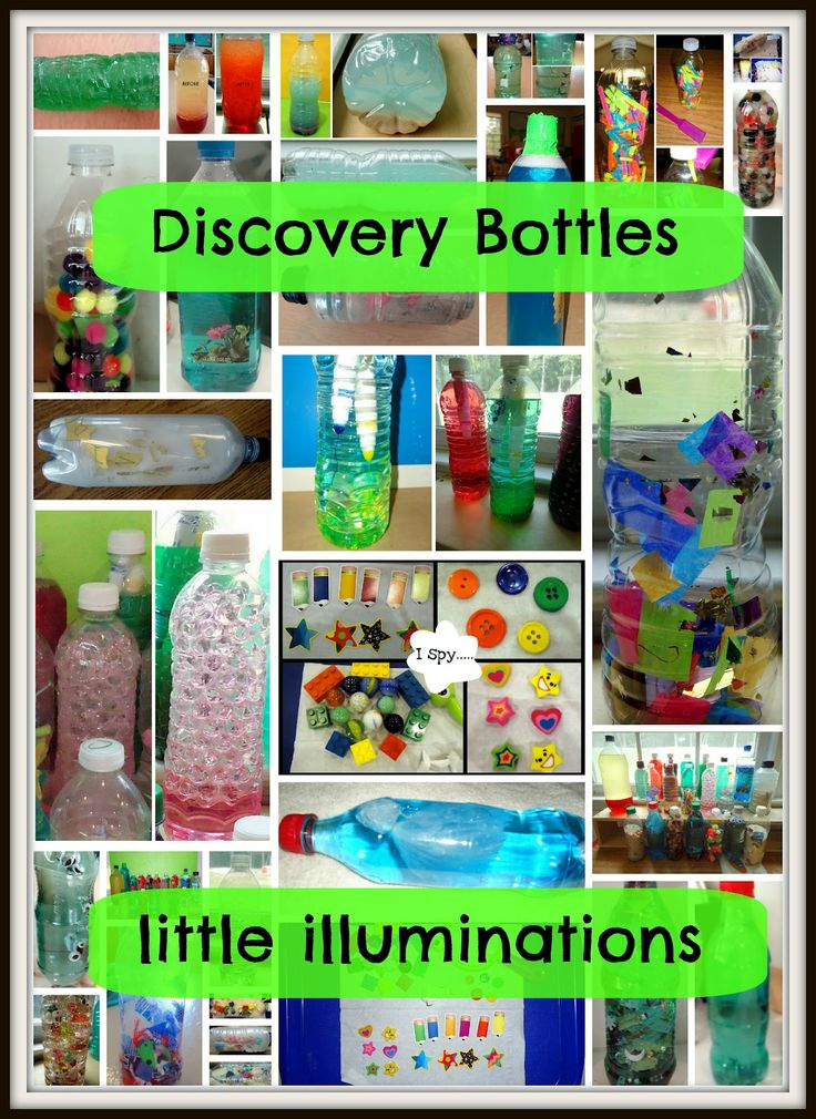 The RoundUP of all RoundUPs for Discovery Bottles!!!! Everything you EVER wanted to know -- in one spot!