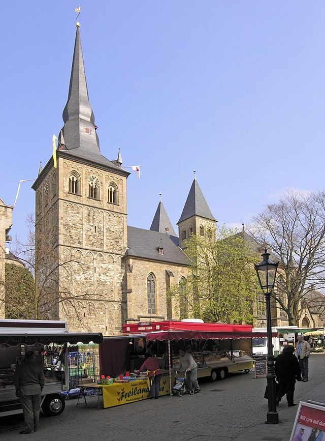 Ratingen, St. Peter und Paul