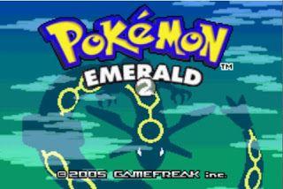 pokemon emrald rom download