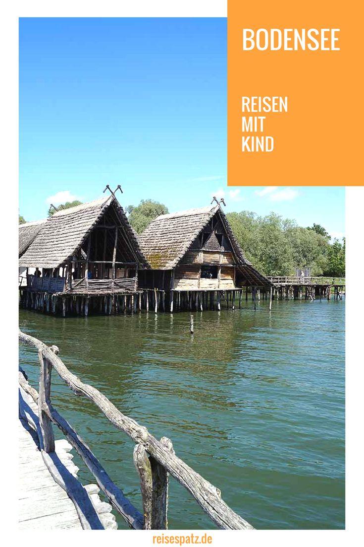 Top Ausflugsziele am Bodensee für die ganze Familie. #bodensee #ausflugsziele #deutschland