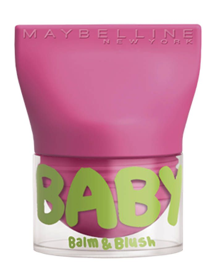 Baby Lips Balm & Blush, Maybelline New York, 4,90€