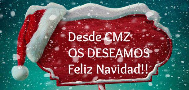 Desde Carmultimediazone.com queremos desearos a To@s una ¡¡Feliz Navidad!!