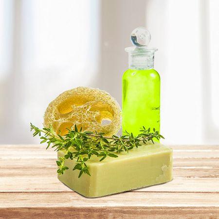 Thymian Shampoo gegen Schuppen