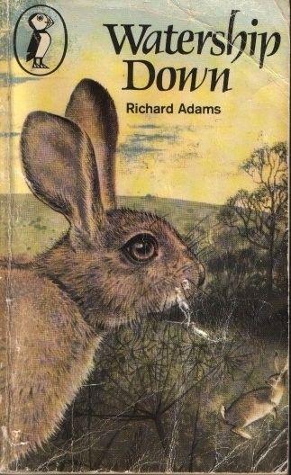 Watership Down by Richard Adams (Hampshire)