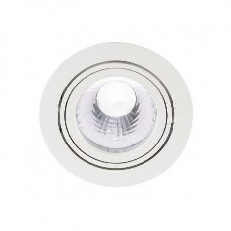 NEW TRIA LED DISK, plafond inbouw ring, rond, wit, 60 graden, 4000K (113571) - Nostalux Selectie - Inbouw en Opbouw Spots