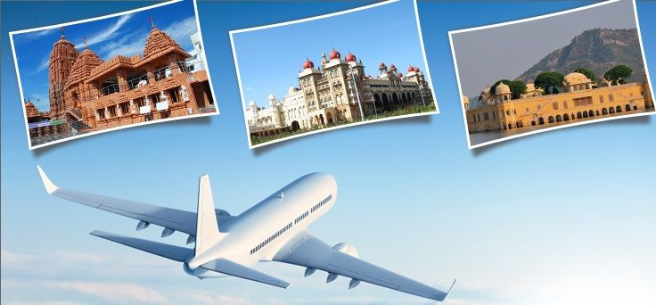 Are you Looking for #airtickets at lowest prices for Rajasthan. Want to book cheap #flights to Jaipur. Get the cheapest air fare from Canada to India via BookMySeat.