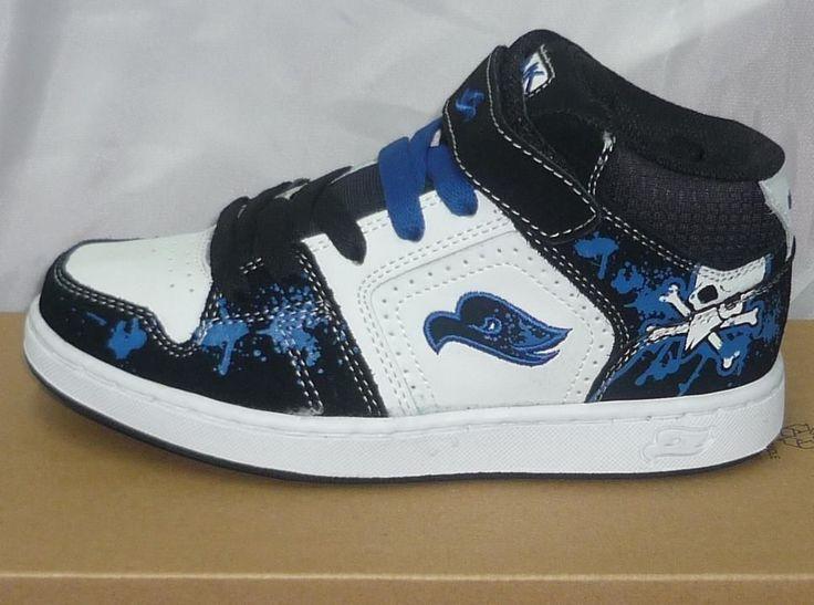 Tony Hawk skate shoes Athletic Maximum Black multi boys youth size 7 NEW 39.99 http://cgi.ebay.com/ws/eBayISAPI.dll?ViewItem&item=231314008955