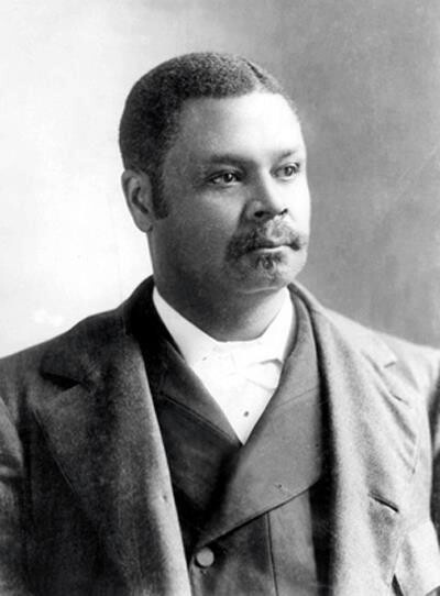George H.  White 1st Black Indian to serve in Congress