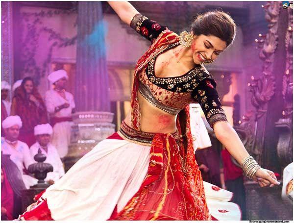 Ram Leela Collection - Lehanga, Sarees and Dresses of Deepika Padukone