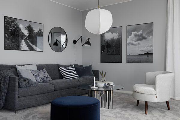Deco & styling: Anna Mårselius Photo: Kristofer Johnsson for JM Sverige.