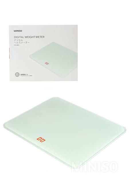 Quality Tempered Glass Scale (White)