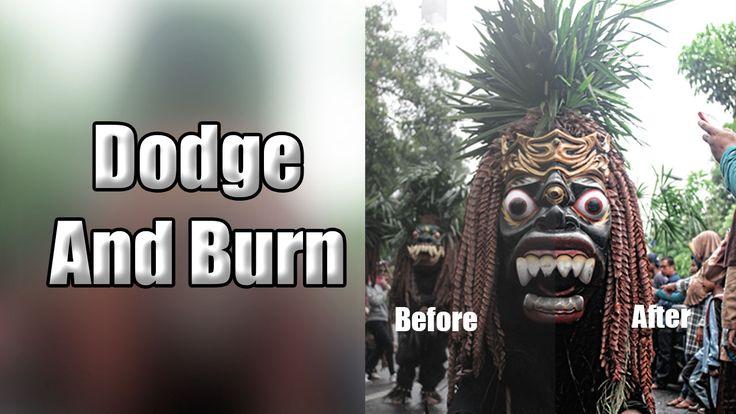 Cara Membuat Dodge And Burn Dengan Photoshop | Fojo Design