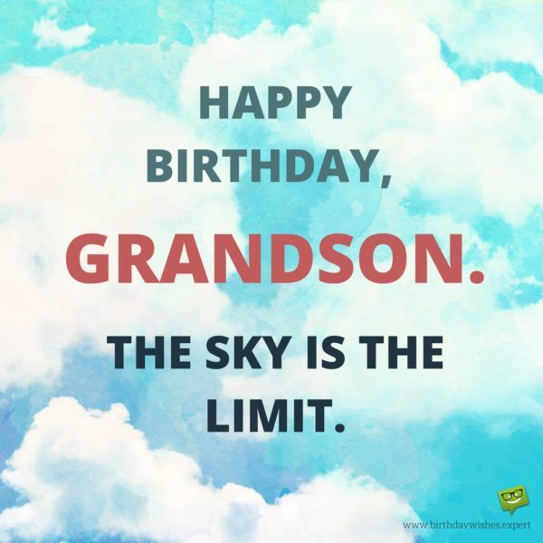 From Your Hi-Tech Grandma And Grandpa: Birthday Wishes For