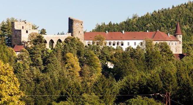 Hrad Velhartice chce přiblížit návštěvníkům život ve 14. století