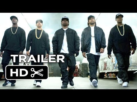 ▶ Straight Outta Compton Official Trailer #1 (2015) - Ice Cube, Dr. Dre Movie HD - YouTube