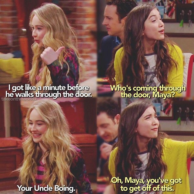 """Badri Movie Images With Quotes: #GirlMeetsWorld 2x06 """"Girl Meets The Tell-Tale-Tot"""""""