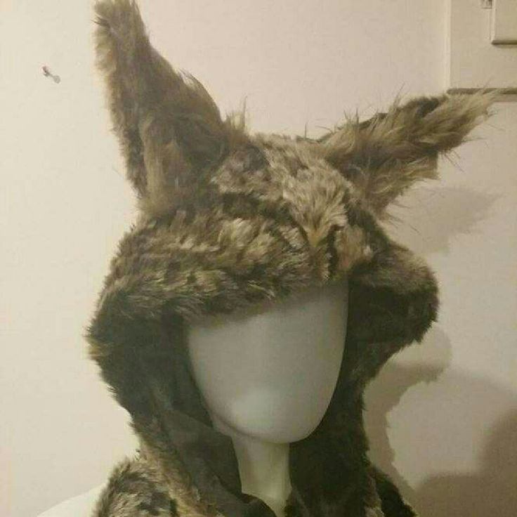 Hey, check out what I'm selling with Sello: Faux fur bobcat shrug http://the-wizards-makery.sello.com/shares/VLxw8
