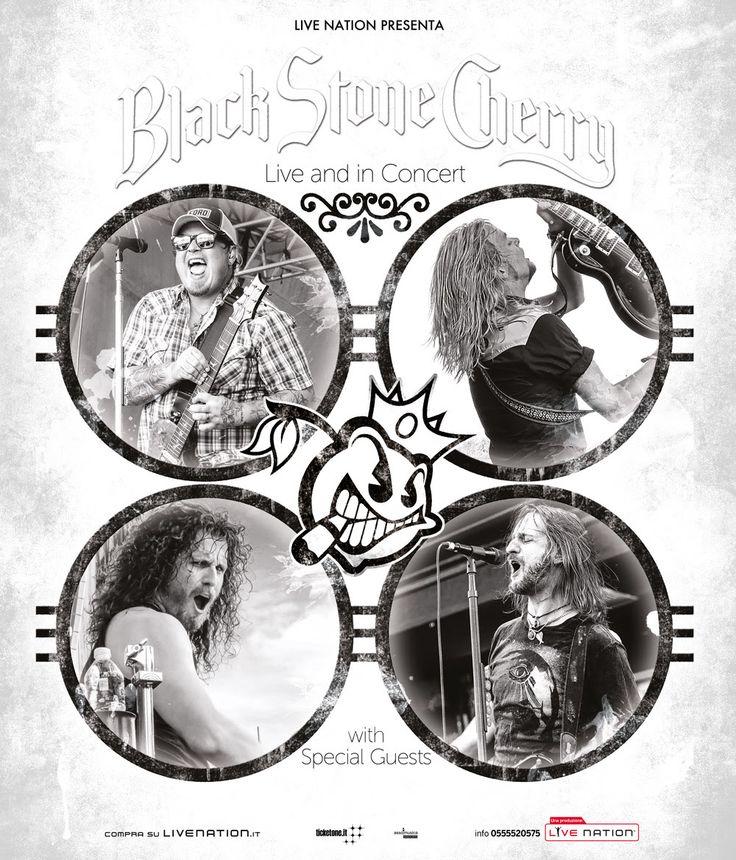 214 best Black Stone Cherry images on Pinterest | Black stone ...