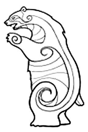 celtic bear