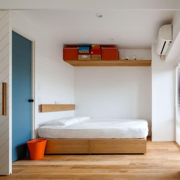一人暮らしのお部屋レイアウト実例70選 広さ スタイル別 Homify Eclectic Bedroom Design Eclectic Bedroom Beautiful Bedrooms