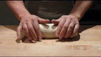 Um jeito novo de modelar pão