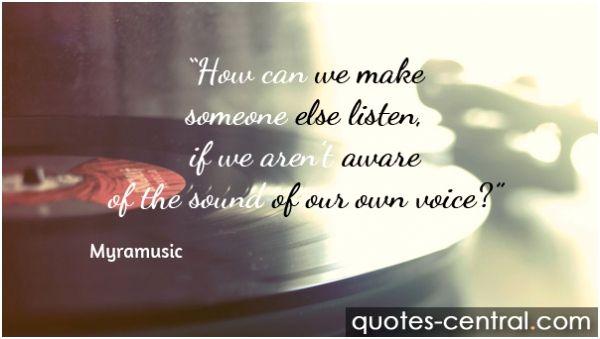 make, someone,