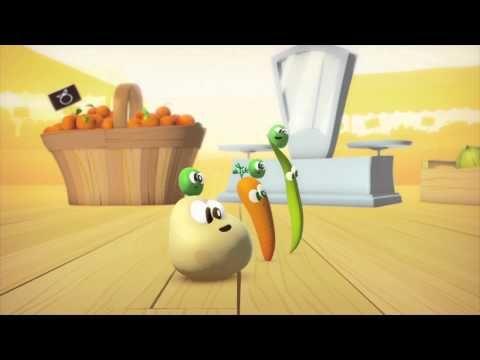 A table les enfants ! - Le petit pois - Episode en entier - Exclusivité Disney Junior ! - YouTube