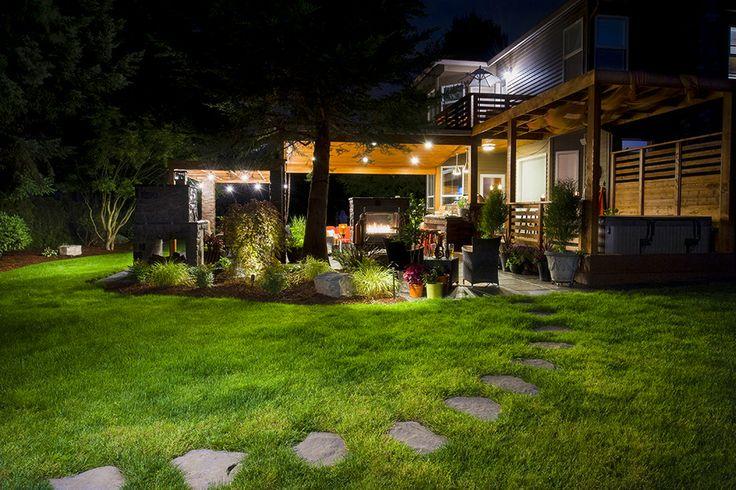 Landscaping Ideas Vancouver : Family landscape design in vancouver washington