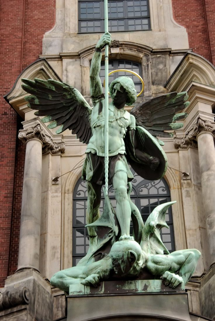 best images about michael statue of angel and archangel michael statue pesquisa google