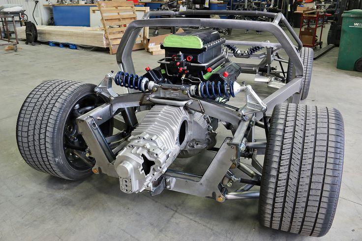 Building a Pantera with a Twin-turbo 428 Windsor – Engine Swap Depot