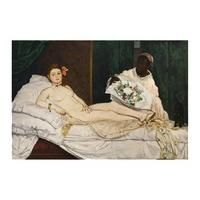 Olympia, 1863 by Edouard Manet: Category: Art Currency: GBP Price: GBP36.00 Retail Price: 36.00 Olympia, 1863 is a high quality open…
