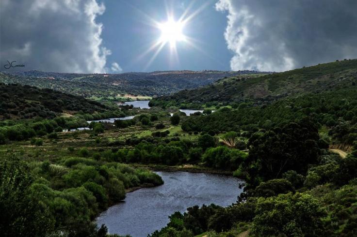 Guadiana river, Beja - Alentejo, Portugal