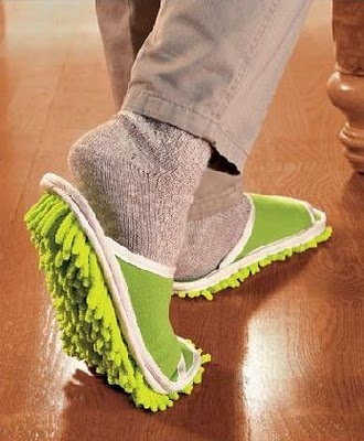I actually have these. I think they work. But you have to be really careful- pretty slippery! *pun*
