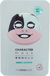 The Face Shop Character Mask - Cow/Nourishing