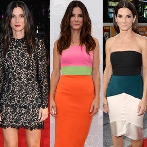 Sandra Bullock is so hot right now! | Sandra has always been beautiful, but her recent style (and body) transformation makes us envy her even more! Here's a look at her top looks from 2013.