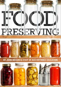 This is a handy and practical ebook. Take advantage of seasonally abundant fruit and vegetables and preserve them to eat when they are not in season locally. Save money and eat healthy, home prepared and preserved food. Easy methods that anybody can follow, this ebook is an essential addition to ...