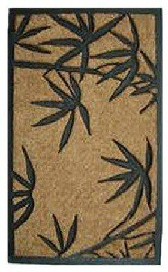 DC MILLS 32263 Tuff Brush Palm Leaves Door Mat 24 X 36 Inches by DC MILLS. $30.09. Dimensions 24quot; x 36quot;.. Tuff Brush Palm Leaves Mat.. Design is stylish and innovative. Satisfaction Ensured.. Great Gift Idea.. Manufactured to the Highest Quality Available.. Based in Dalton Georgia we specialize in coir door mats manufactured in India Coir is a natural fiber made from the husks of coconuts it gives door mats the sturdy tough brush feel so that they can with stand the tr...