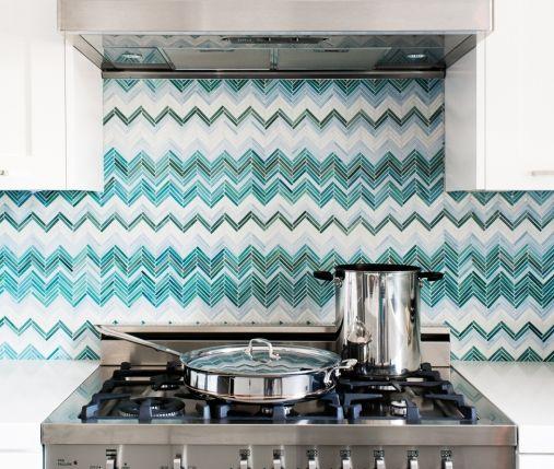 delight by design: craving {custom ann sacks tile}