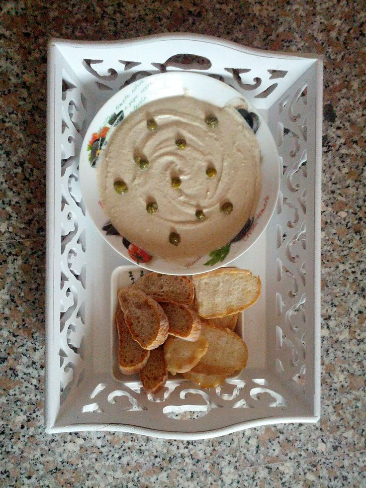 Tuna and capers mousse: something special, incredible easy www.easyitaliancuisine.com
