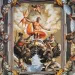 Pittura - Jacopo Zucchi manierista toscano Anche i ritratti, a lungo confusi con quelli del Pulzone, i quadretti di argomento mitologico, e le numerose composizioni di carattere sacro mostrano la medesima caratteristica nitidezza descrittiva  #jacopozucchi #manierismo #vasari