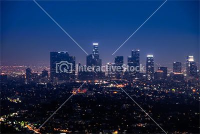 Los Angeles, Griffith_observatory_mount_hollywood