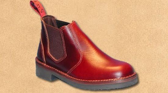 McKinlays Gwen Womens Handmade Leather Shoes