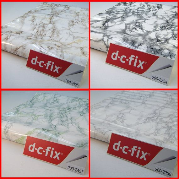 Contact Paper DC FIX Marble Pattern Sticky Back Plastic Self Adhesive Vinyl Film Contact Paper 2meters x 45cm