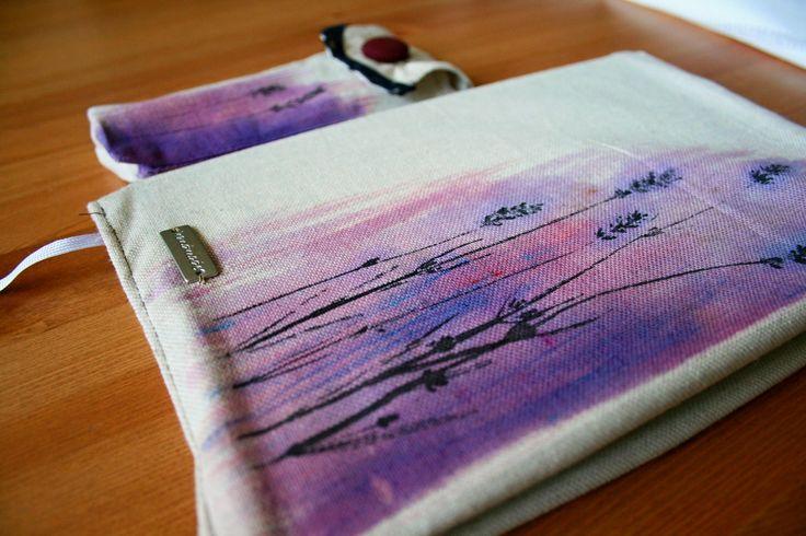 Lavender print