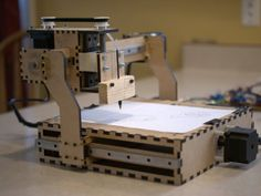 $300 Desktop CNC machine DIY                                                                                                                                                     More