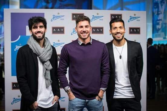 Португалоиспаноаргентинское трио